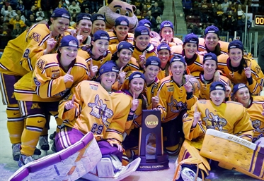 Minnesota wins NCAA title
